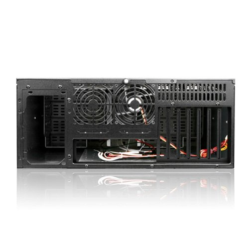 iStarUSA D Storm D-400-6 4U Rackmount Server Chassis with No Power Supply