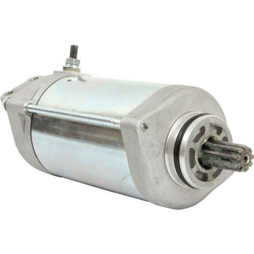 (DB Electrical SMU0179 New Starter for Suzuki 652cc 650 LS650 LS650P Savage Boulevard Motorcycle 1986-2014 31100-07F00, 31100-24B00, 31100-24B10, 31100-24B11 31100-24B11-H17 128000-4981, 228000-6490)