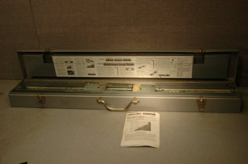 (Porter Cable Hinge Butt Template Kit Model 59380)