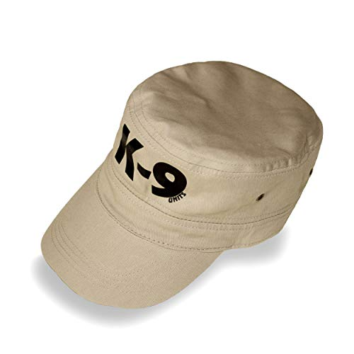 Julius-K9 K9 Baseball Cap, Military Style, Beige