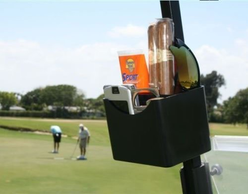 Caddie Holder Golf Cart Accessory Organizer Accessories