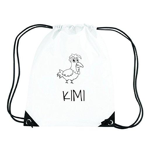 JOllipets KIMI Turnbeutel Sport Tasche PGYM5569 Design: Hahn