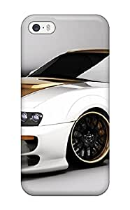 Tpu Case Cover Compatible For Iphone 5/5s/ Hot Case/ Toyota Supra 6