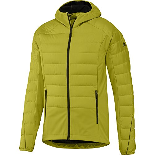 adidas Performance Mens Hybrid 90% Duck Down Jacket rrp£120