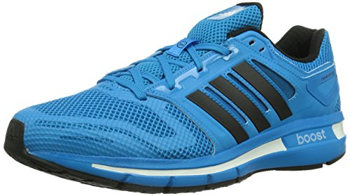 Adidas Men Revenergy Mesh Running Shoes Black