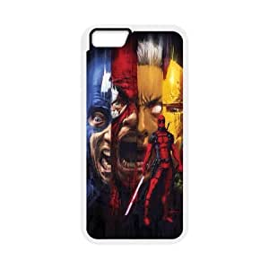 iPhone 6 4.7 Inch Phone Case Deadpool Marvel Comic Superhero AL390400