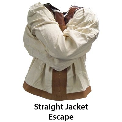 Straight Jacket Escape by Ronjo Magic