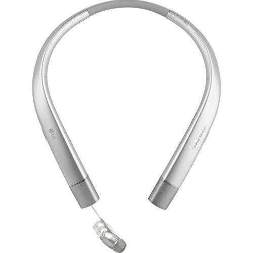 LG TONE INFINIM HBS-920 Wireless Stereo Headset - Silver