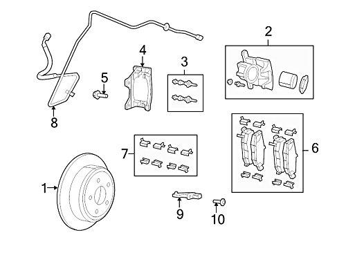 Mopar 6800 3776AA, Disc Brake -