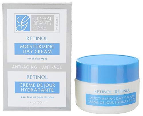 Global Beauty Care Premium Retinol Moisturizing Day Cream ()