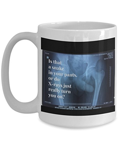 Throckmorton S Sign  Whimsical   Unique Medical Doctor Mugs Reveal Your Inner Self Literally  Based On Real X Rays  Great Gifts For Doctors  Nurses  Students    Anyone With A Heartbeat