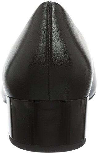 Högl Damen 3-18 3000 Pumps Schwarz (Schwarz0100)