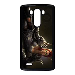world of warcraft LG G3 Cell Phone Case Black PSOC6002625676725