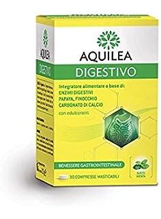 Aquilea Digestivo Sabor Menta, 30comprimidos masticables: Amazon.es ...