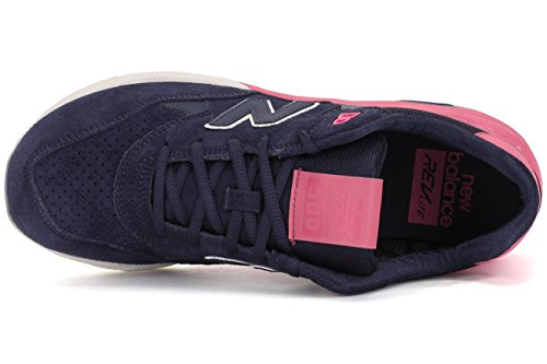 New Balance 580 hombres zapatilla de deporte azul MRT580UP Azul
