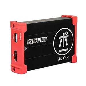 Comprar ShuOne USB 3.0 Tarjeta de Captura de Juegos HDMI 1080P