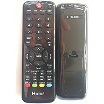 haier 40d3505. new haier haier brand tv remote htr-d09 hd09 hd06 for le29f2320 le32f2220 40d3505