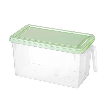XMYNB Caja De Almacenamiento del Refrigerador Cajón Rectangular ...
