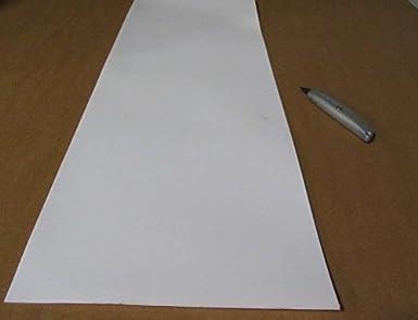 Virgin teflon sheet