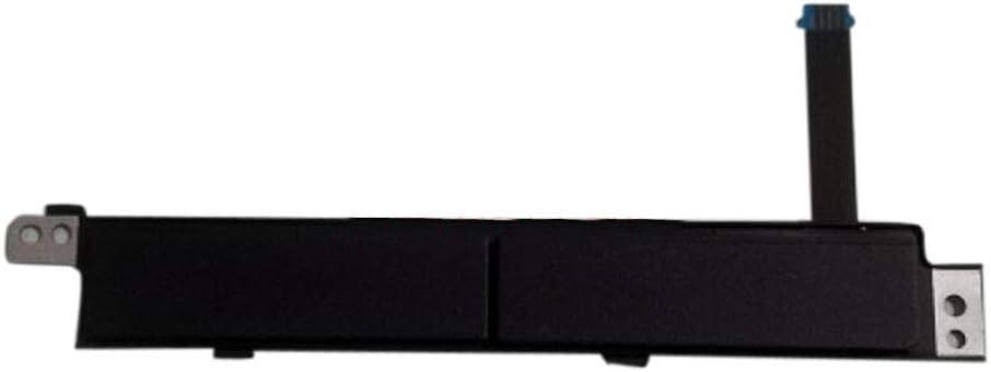 GinTai Replacement for Dell E5480 E5580 E5490 E5590 M3520 Touchpad Left & Right Buttons A169B1