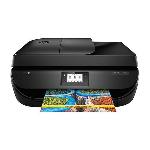 HP F1J03A#B1H OfficeJet 4650 All-in-One Printer w/Instant Ink Bundle by HP