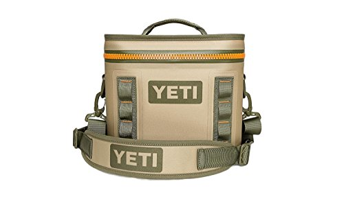 YETI Hopper Flip 8 Portable Cooler, Field Tan