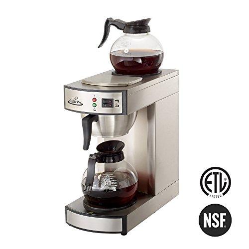 3 burner coffee machine - 2