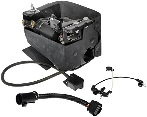 (Dorman 949-099 Air Suspension Compressor for Select Cadillac / Chevrolet / GMC Models)