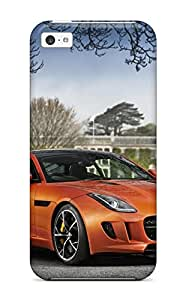 Forever Collectibles Jaguar F Type Coupe Hard Snap-on Iphone 5c Case