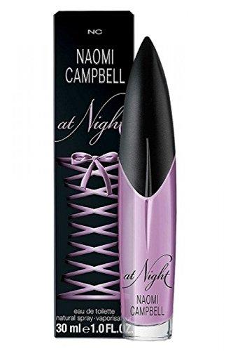 Naomi Campbell At Night Eau De Toilette Spray For Women  1 Ounce