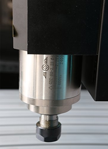 closeup jft 3040 spindle head