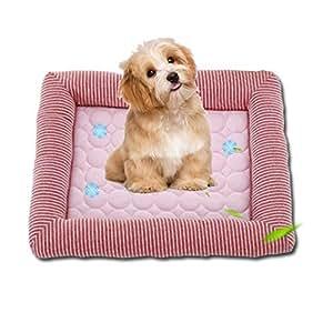 Amazon Com Goglor Dog Cooling Mat Pet Pad 2019 New Upgrade