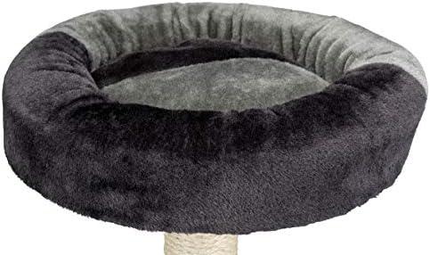 Trixie - Arbre À Chat 52 Cm Gris Noir