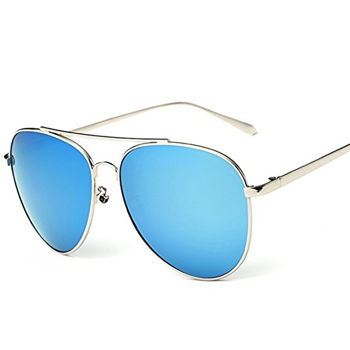 couleur lunettes polarized châssis film de soleil grand Verres C Mens de ZOq050