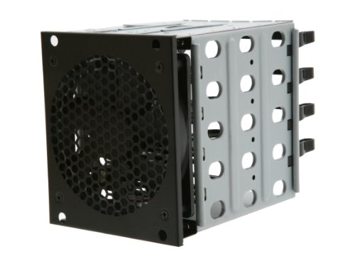 Rosewill RSV 4 x 3.5-Inch HDD Cage RASA-11001 - Cooler Hard Kit Drive
