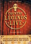 Country Legends Live - Volume Three