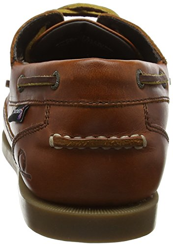 Chatham para Rockwell Náuticos Hombre Chestnut Brown EaqErx1