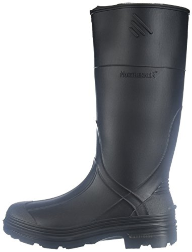Ranger Splash Series Youths' Rain Boots, Black (76002) - Image 4