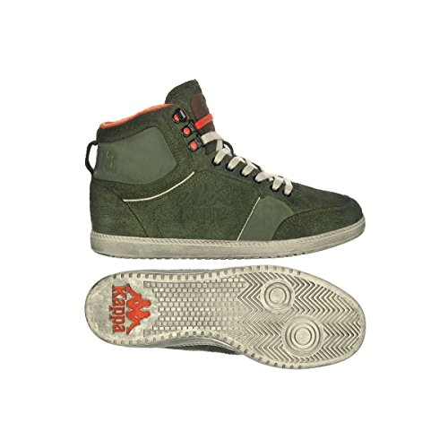 Sneakers - Authentic 0131 GreenMilitary-Orange