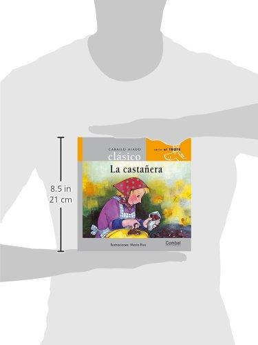 La castañera (Caballo alado clásicos–Al trote) (Spanish Edition): Combel Editorial, Maria Rius: 9788478648689: Amazon.com: Books