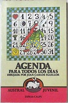 Agenda para todos los dias: Amazon.es: Juan Carlos Equillor ...