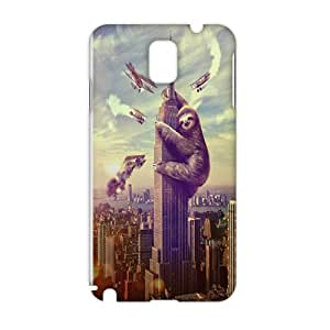 Evil-Store Naughty Sloth 3D Phone Case for Samsung Galaxy Note3