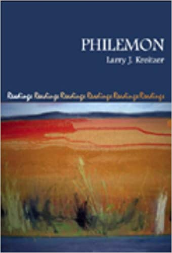 Philemon (Readings - A New Biblical Commentary)