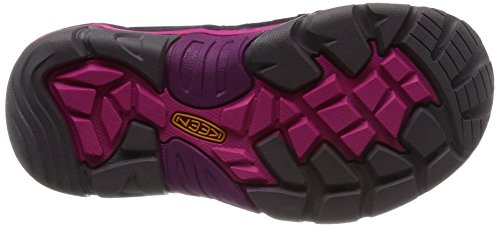 KEEN Winterport II WP Zapatos de invierno para niños purple wine/very berry