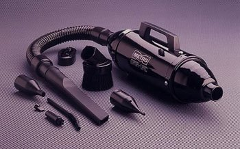 MetroVac METRO Data Vac Pro MDV-1BAC Portable Vacuum Cleaner
