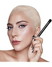 HAUS LABORATORIES by Lady Gaga: LIQUID EYE-LIE-NER   Liquid Eyeliner Makeup Pen Matte Black & Brown, Long Lasting & Smudgeproof, Flexible & Precise Felt-Tip, Vegan & Cruelty-Free   .03 Fl. Oz
