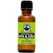 Uncle Harry's Hair & Scalp Elixir Oil, 1 Fl Oz