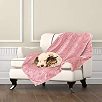 Msicyness Premium Fleece Fluffy Throw Blankets Soft and Warm Covers