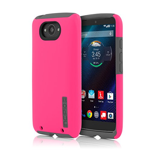 Motorola Incipio Absorbing DualPro Turbo Pink