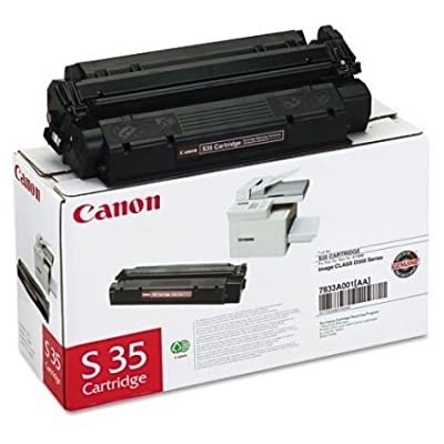 Canon - Copier Toner/Drum Unit S35 D320 D340 ImageCLASS - 3500 Page Yield